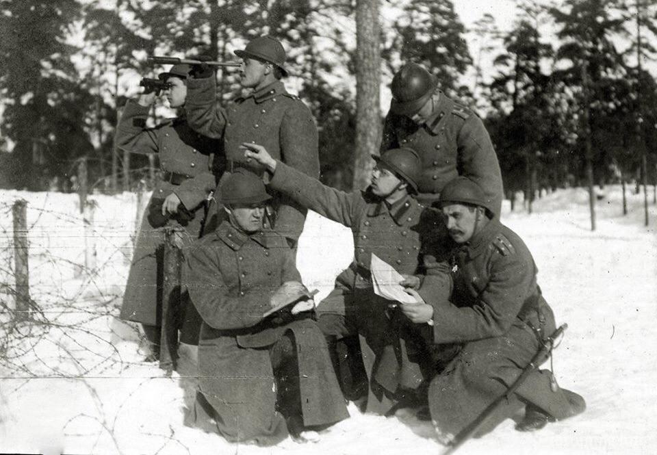 117558 - Военное фото. Восточный и итальянский фронты, Азия, Дальний Восток 1914-1918г.г.
