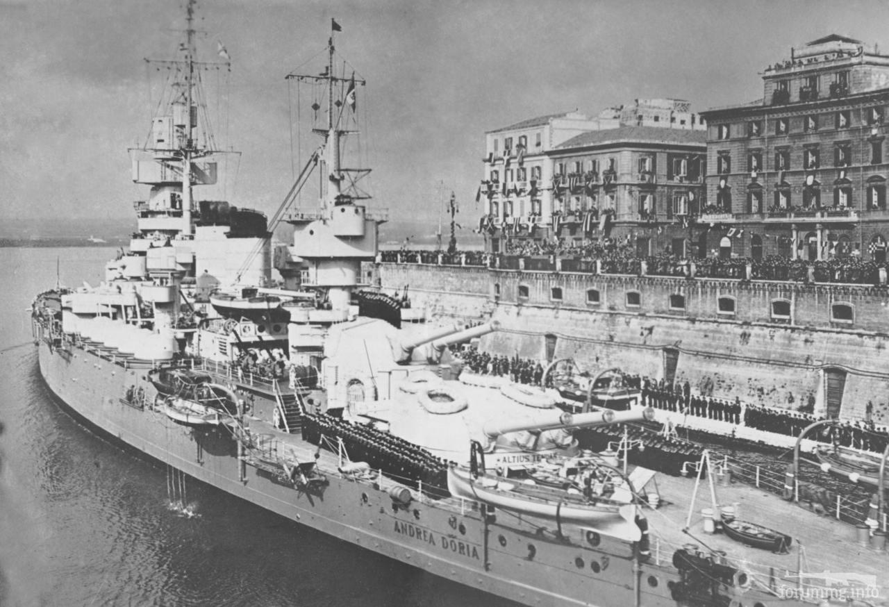 117561 - Regia Marina - Italian Battleships Littorio Class и другие...