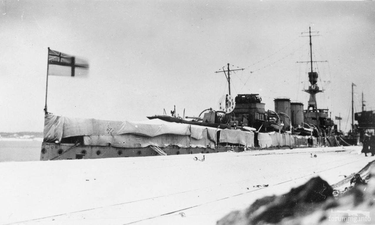 117562 - Броненосцы, дредноуты, линкоры и крейсера Британии