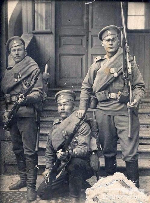 117585 - Военное фото. Восточный и итальянский фронты, Азия, Дальний Восток 1914-1918г.г.