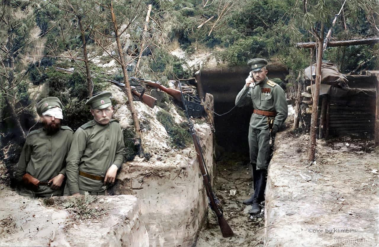 117614 - Военное фото. Восточный и итальянский фронты, Азия, Дальний Восток 1914-1918г.г.