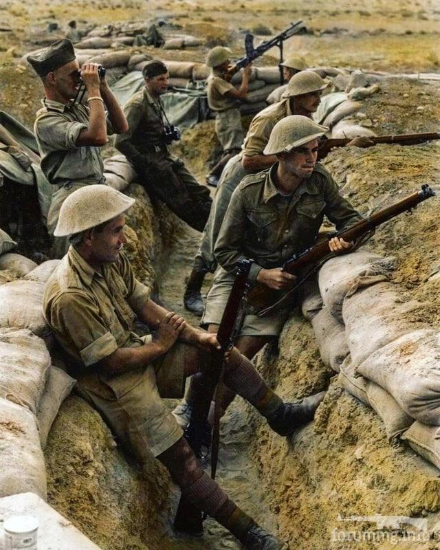 117723 - Военное фото 1939-1945 г.г. Западный фронт и Африка.