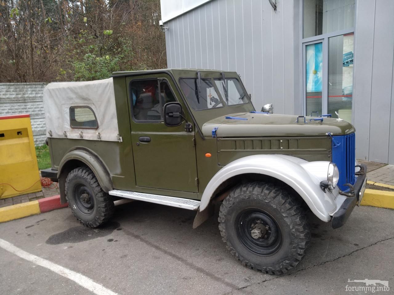 117818 - Обзор автомобиля ГАЗ-69 / ГАЗ-69А.