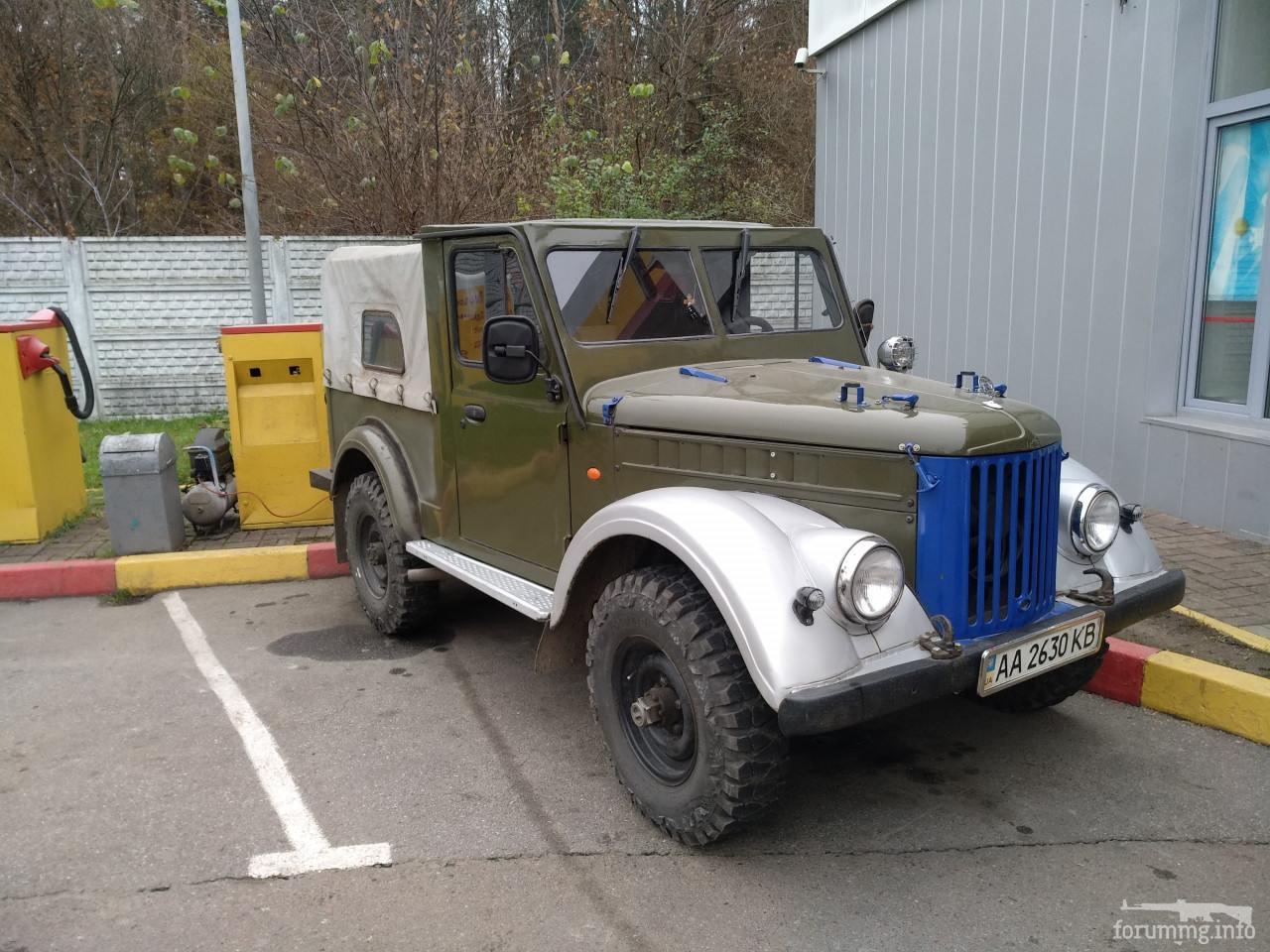 117819 - Обзор автомобиля ГАЗ-69 / ГАЗ-69А.