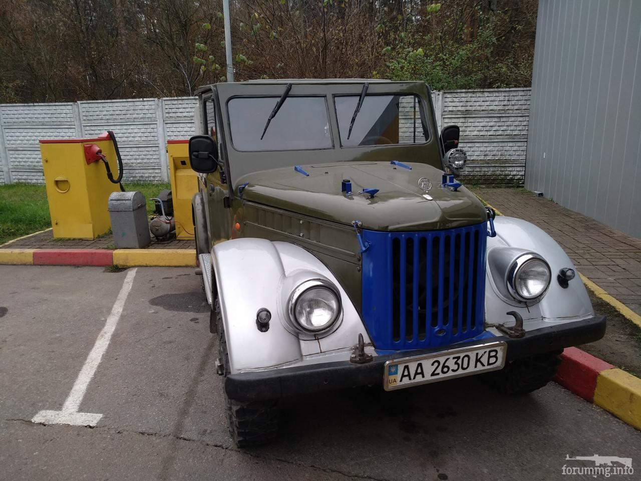 117820 - Обзор автомобиля ГАЗ-69 / ГАЗ-69А.