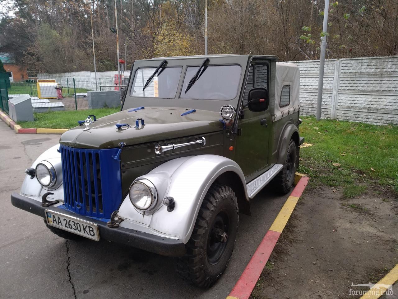 117821 - Обзор автомобиля ГАЗ-69 / ГАЗ-69А.