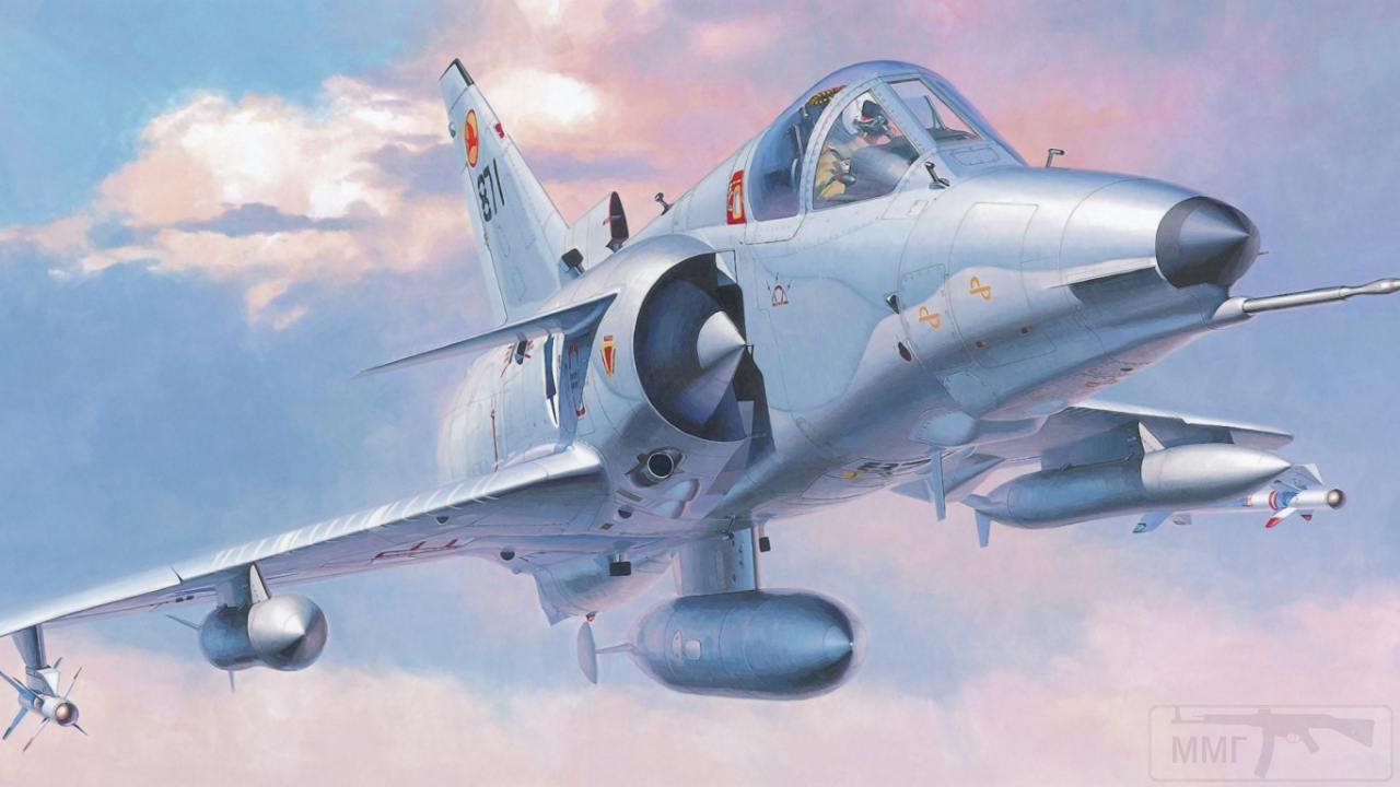 11784 - ВВС Израиля в бою
