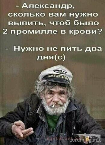 117942 - Пить или не пить? - пятничная алкогольная тема )))