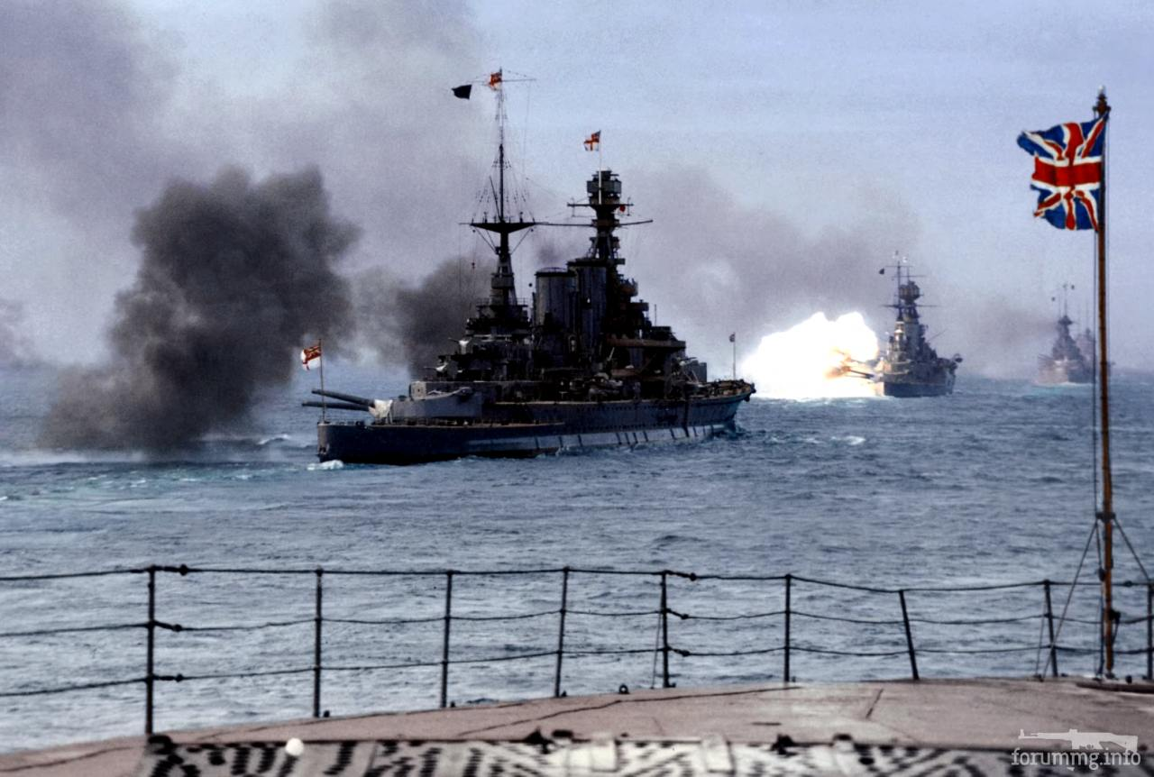 117953 - Броненосцы, дредноуты, линкоры и крейсера Британии