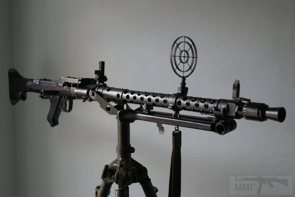 1180 - Все о пулемете MG-34 - история, модификации, клейма и т.д.