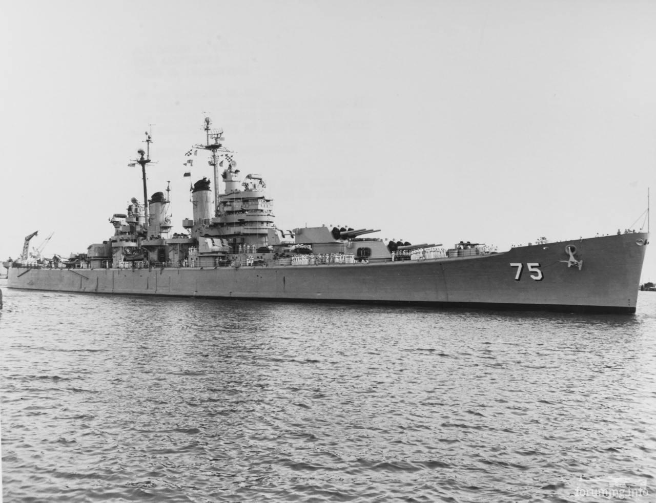 118030 - USS Helena (CA-75)
