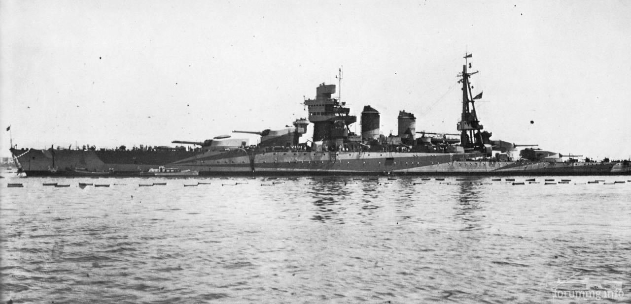 118042 - Regia Marina - Italian Battleships Littorio Class и другие...