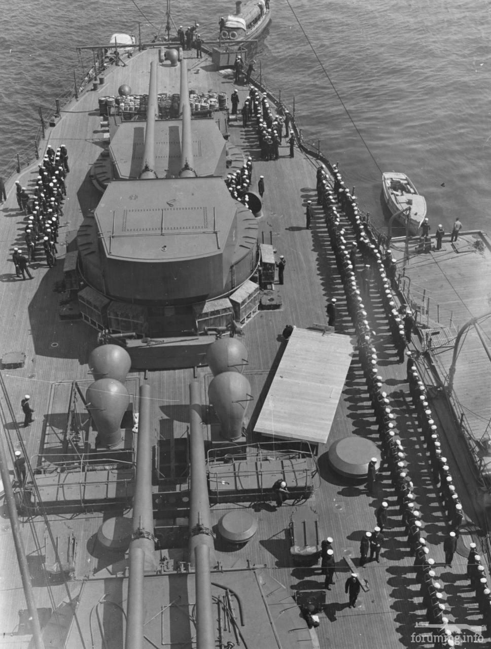 118048 - Построение на USS Wyoming (BB-32), февраль 1918 г.