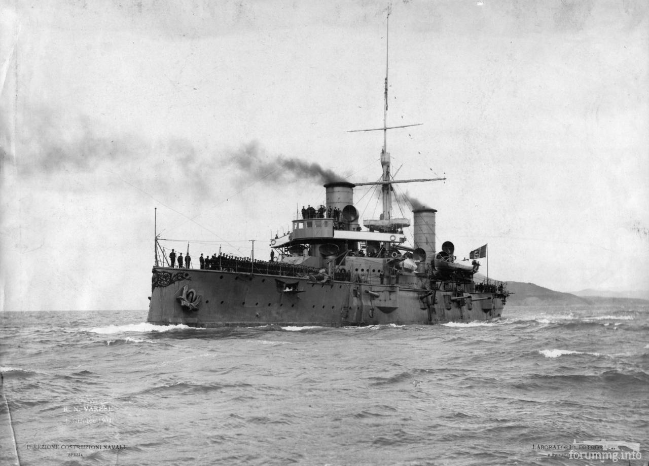 118055 - Броненосный крейсер Varese