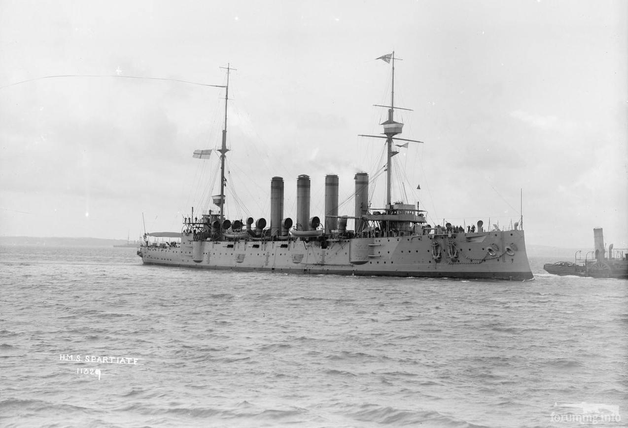 118056 - Бронепалубный крейсер HMS Spartiate