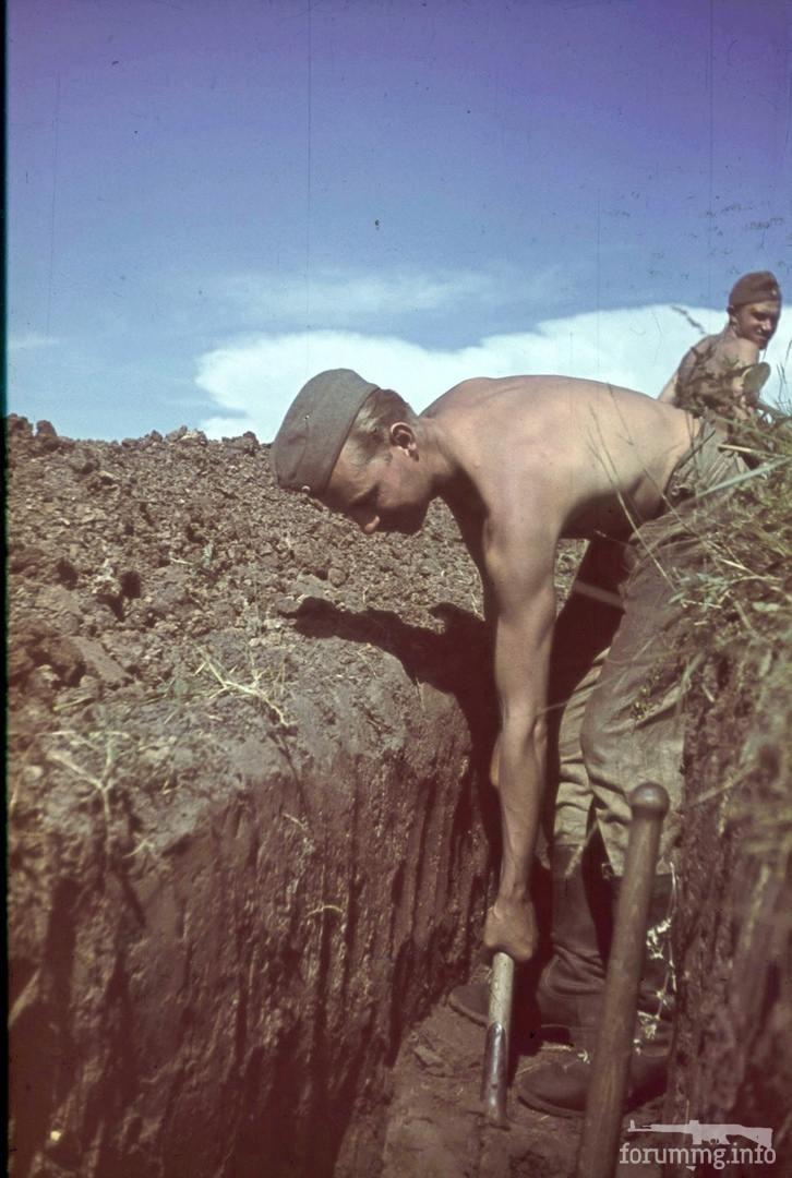 118097 - Военное фото 1941-1945 г.г. Восточный фронт.