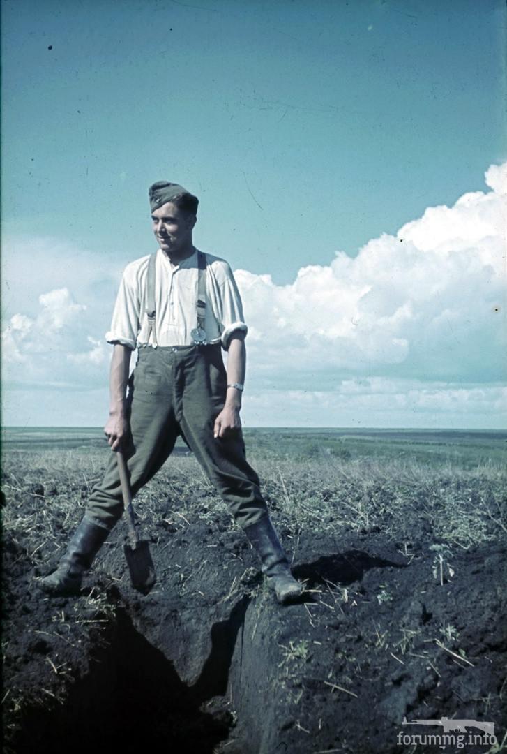118098 - Военное фото 1941-1945 г.г. Восточный фронт.