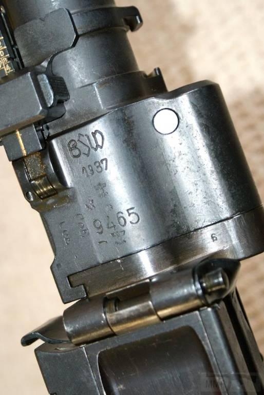 1181 - Все о пулемете MG-34 - история, модификации, клейма и т.д.