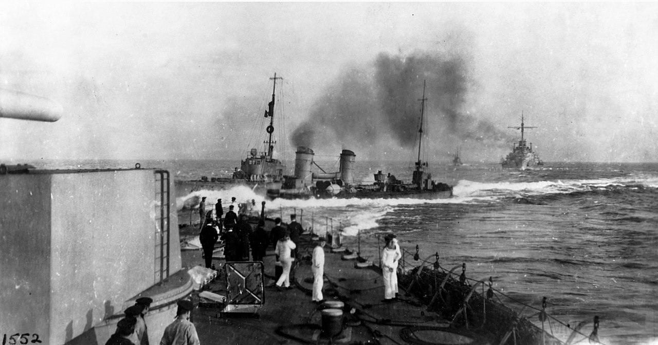 11811 - Германский флот 1914-1945