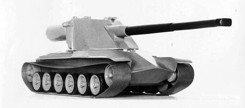 118249 - EMIL E3, он же Krv, таким танк предполагался, но так и не был построен.