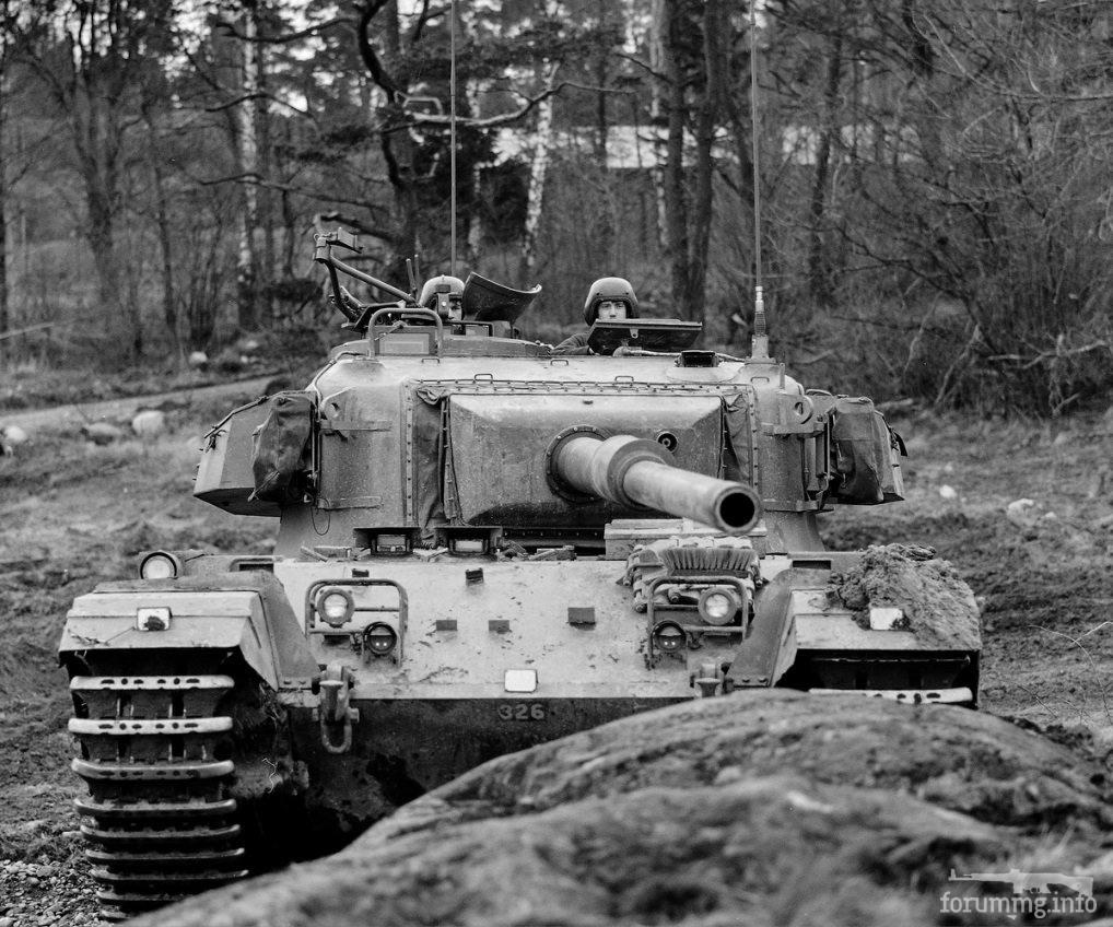 118251 - Strv 101, он же Centurion Mk.10