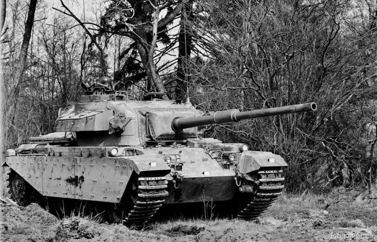 118252 - Strv 101, он же Centurion Mk.10