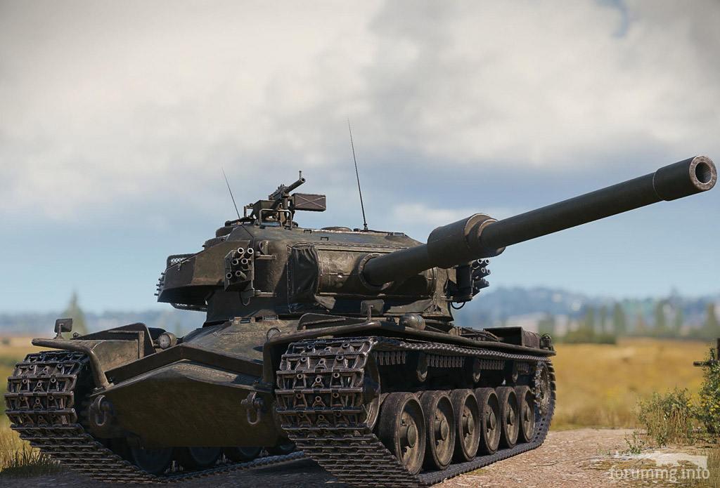 118255 - Strv K в World of Tanks