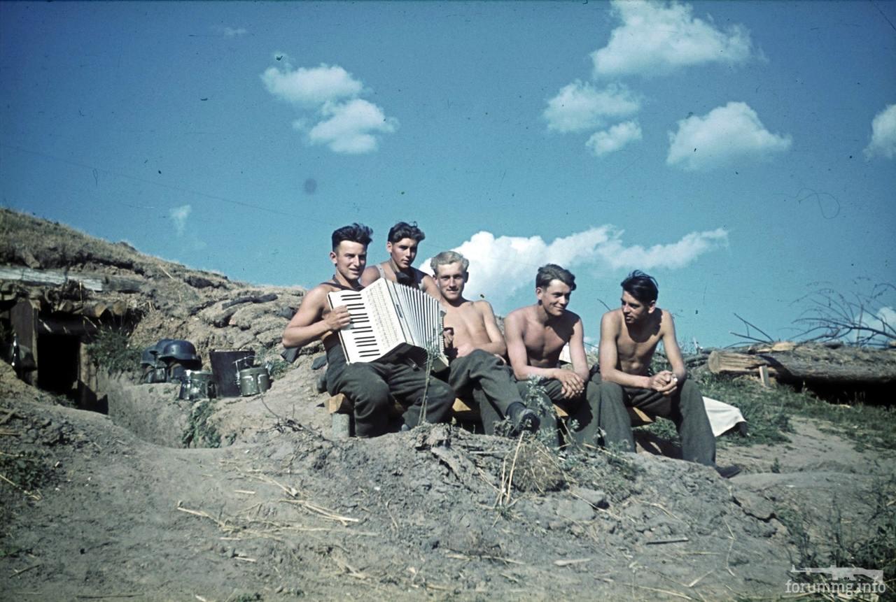 118262 - Военное фото 1941-1945 г.г. Восточный фронт.