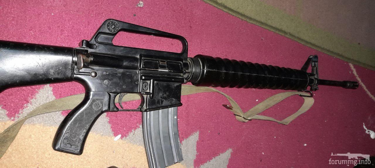 118272 - Семейство Armalite / Colt AR-15 / M16 M16A1 M16A2 M16A3 M16A4