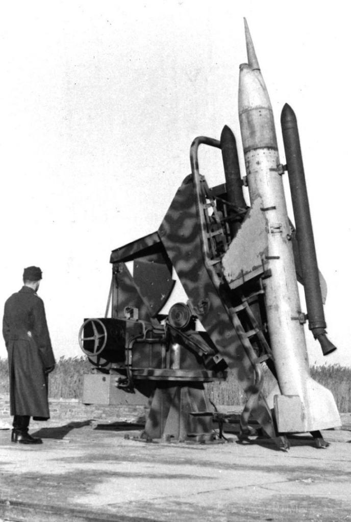 11829 - Зенитные ракеты Вермахта