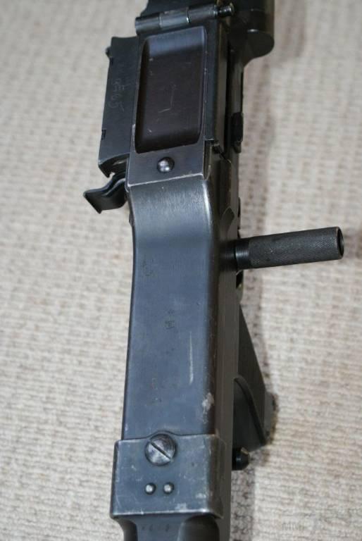 1183 - Все о пулемете MG-34 - история, модификации, клейма и т.д.