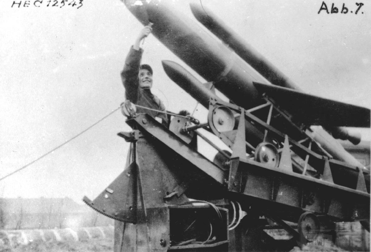11830 - Зенитные ракеты Вермахта