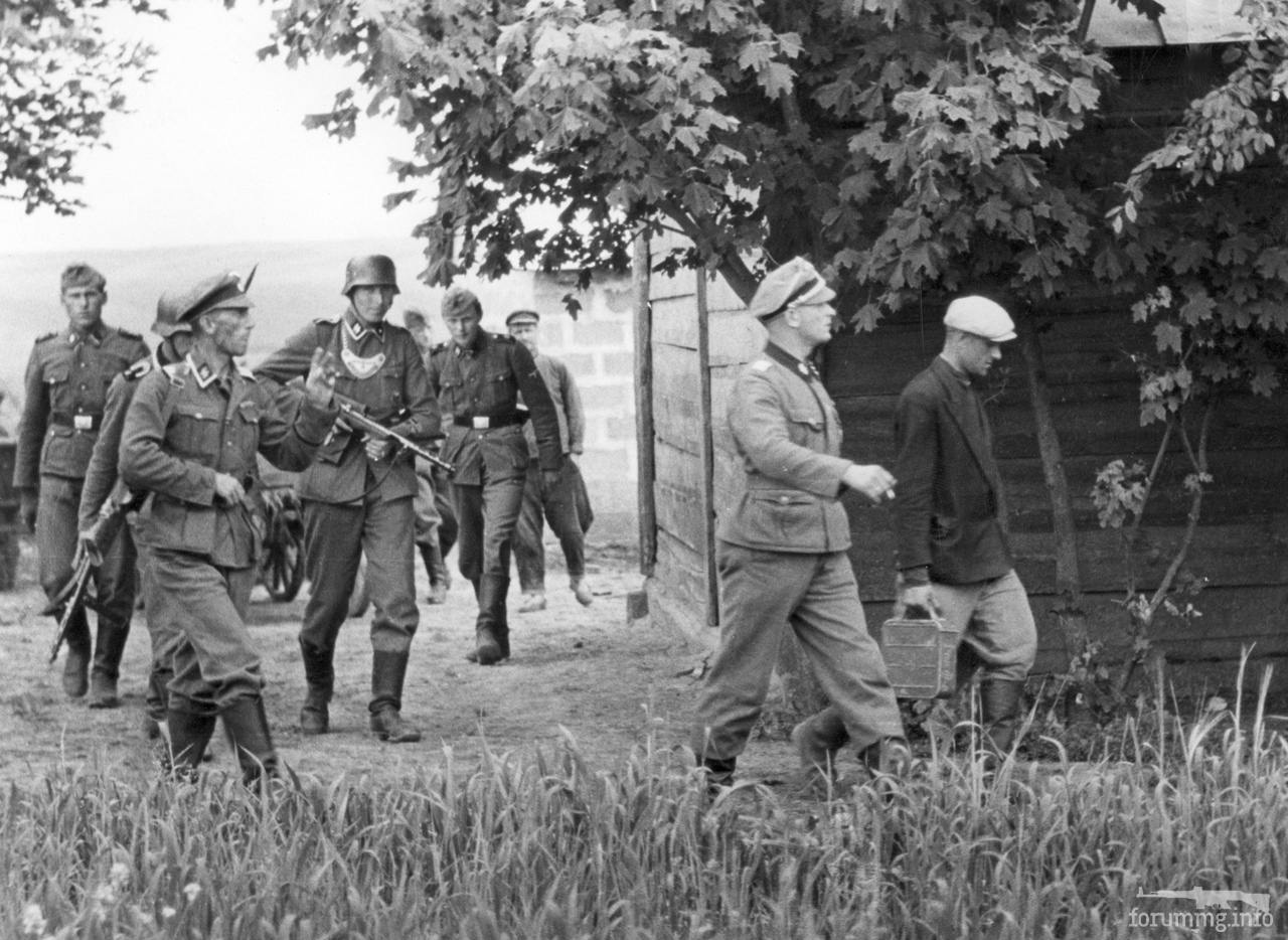118387 - Лето 1941г,немецкие фото.
