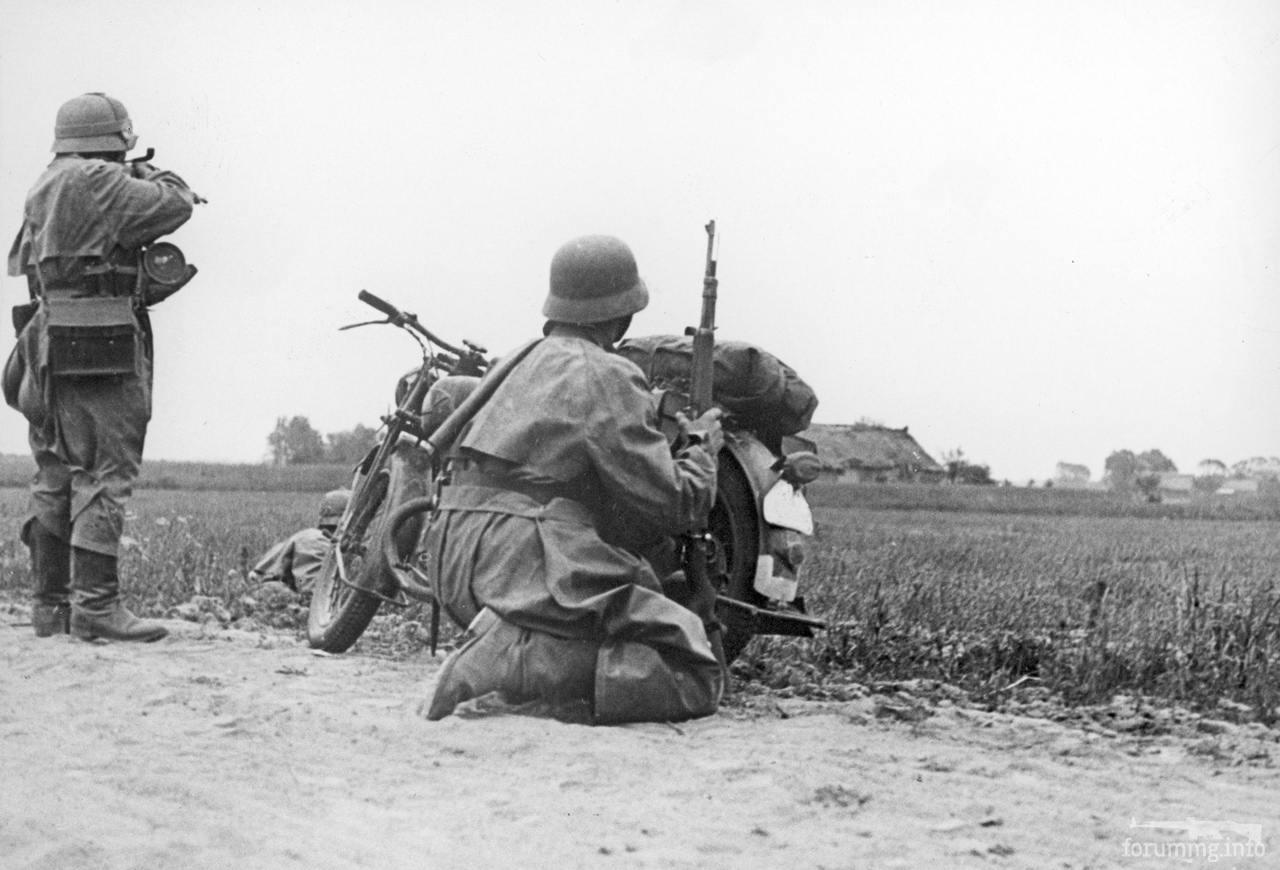 118389 - Лето 1941г,немецкие фото.