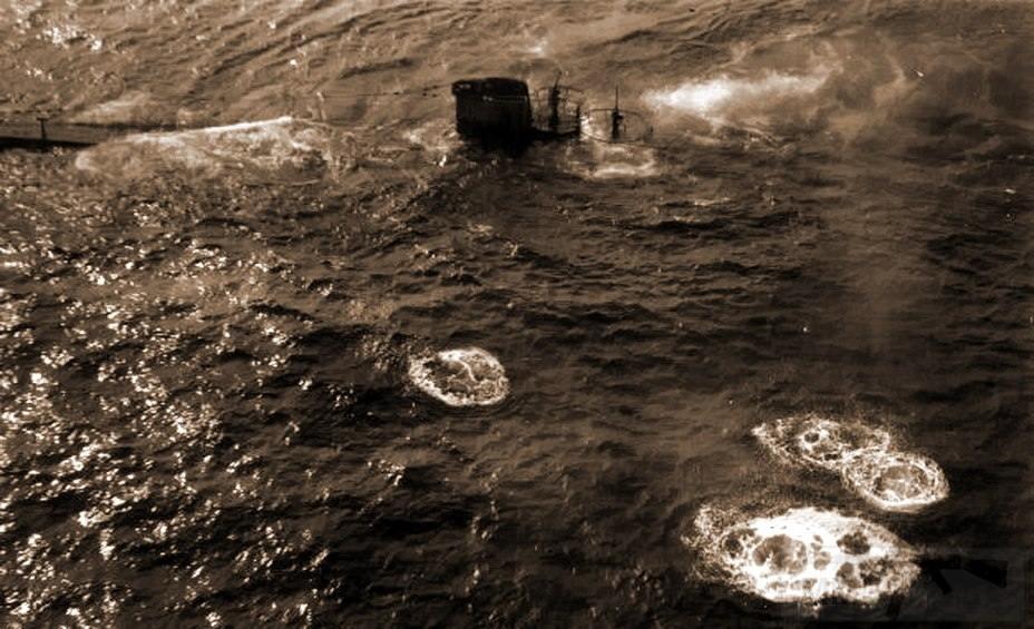 11839 - Волчьи Стаи - Германские подводные лодки двух мировых войн