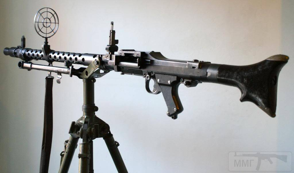 1184 - Все о пулемете MG-34 - история, модификации, клейма и т.д.