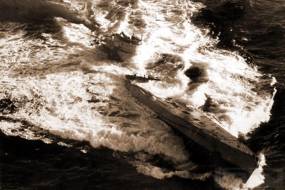 11840 - Волчьи Стаи - Германские подводные лодки двух мировых войн