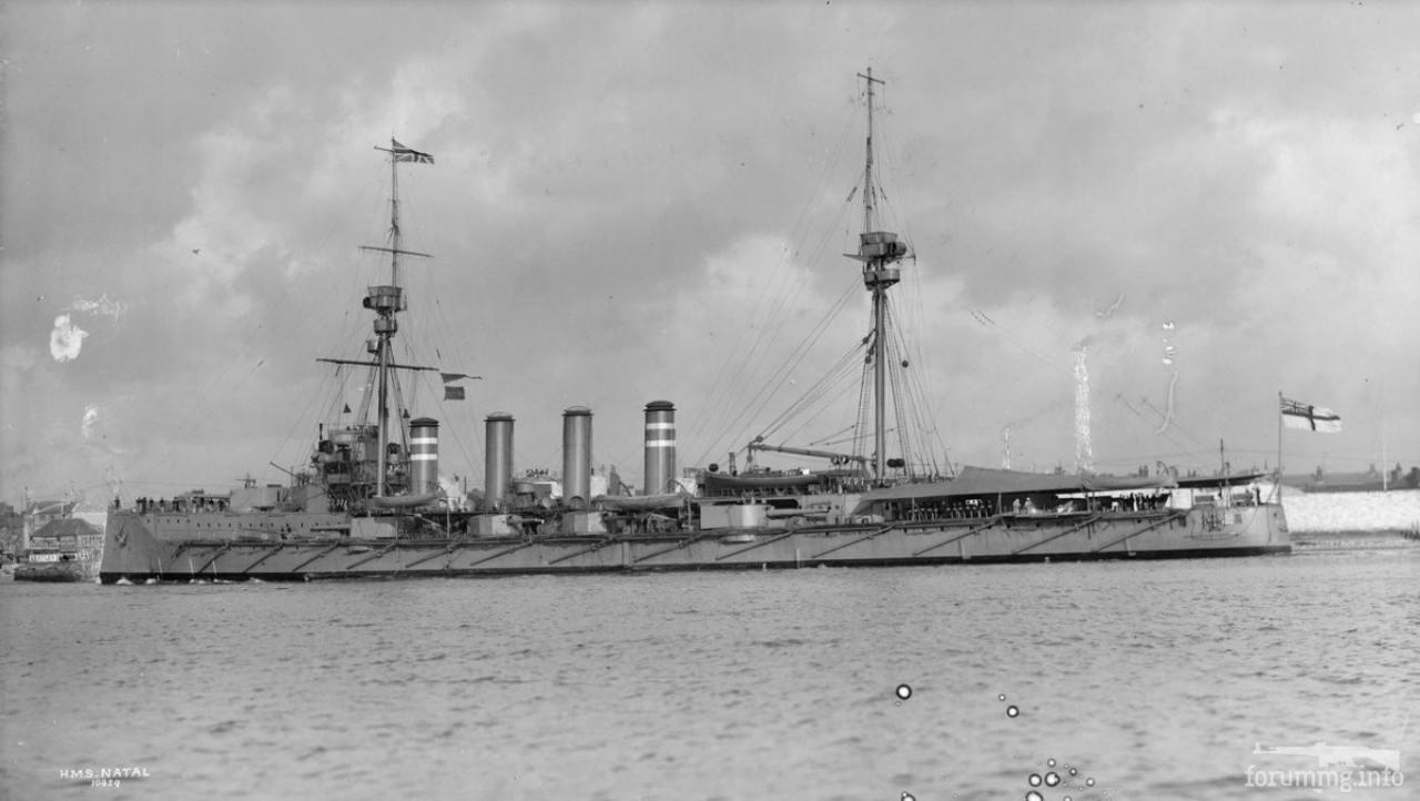 118529 - Броненосный крейсер HMS Natal