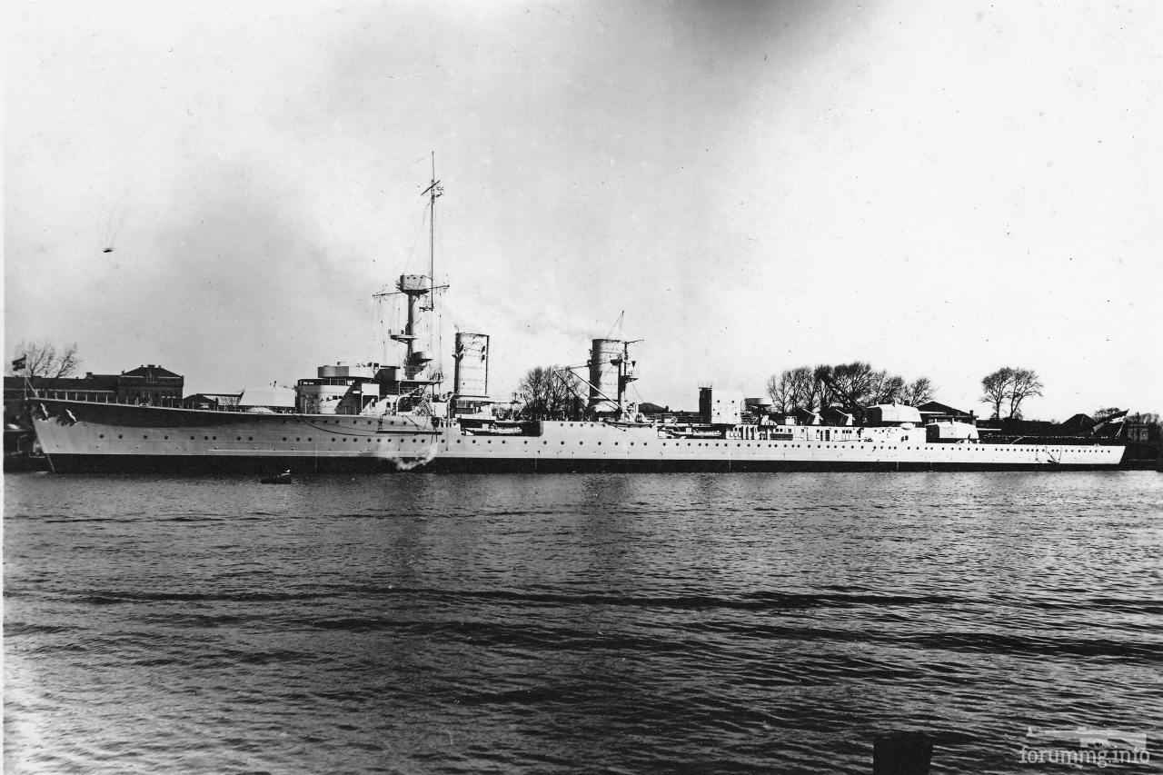 118545 - Легкий крейсер Königsberg
