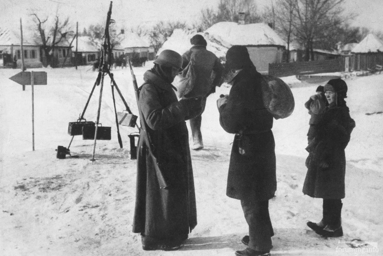 118563 - Военное фото 1941-1945 г.г. Восточный фронт.