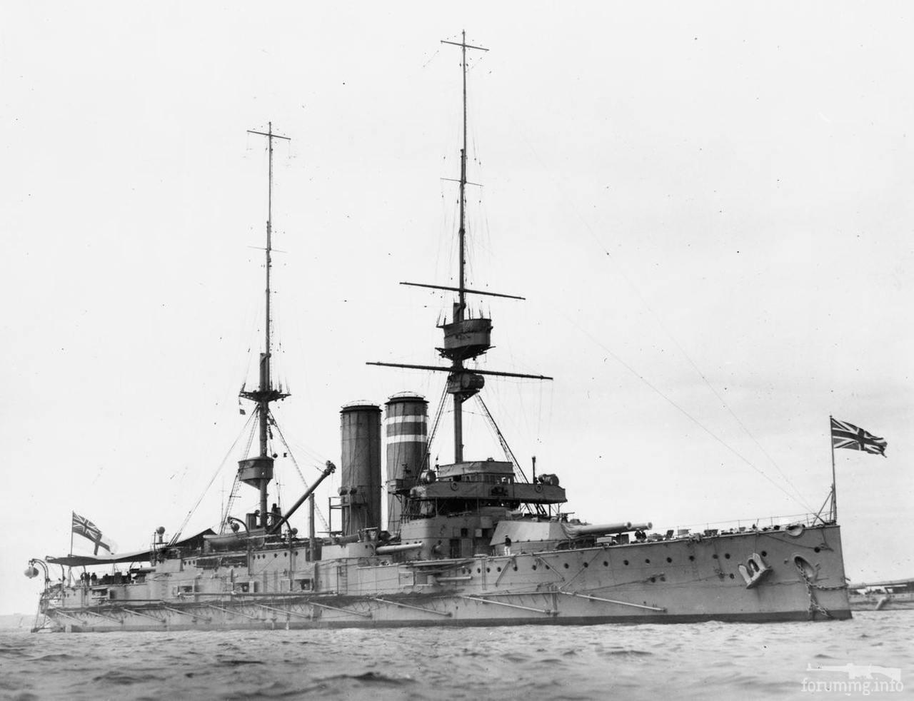 118629 - Броненосцы, дредноуты, линкоры и крейсера Британии