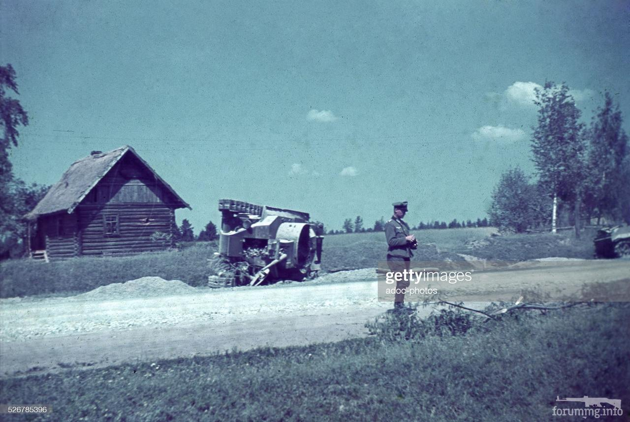118860 - Лето 1941г,немецкие фото.