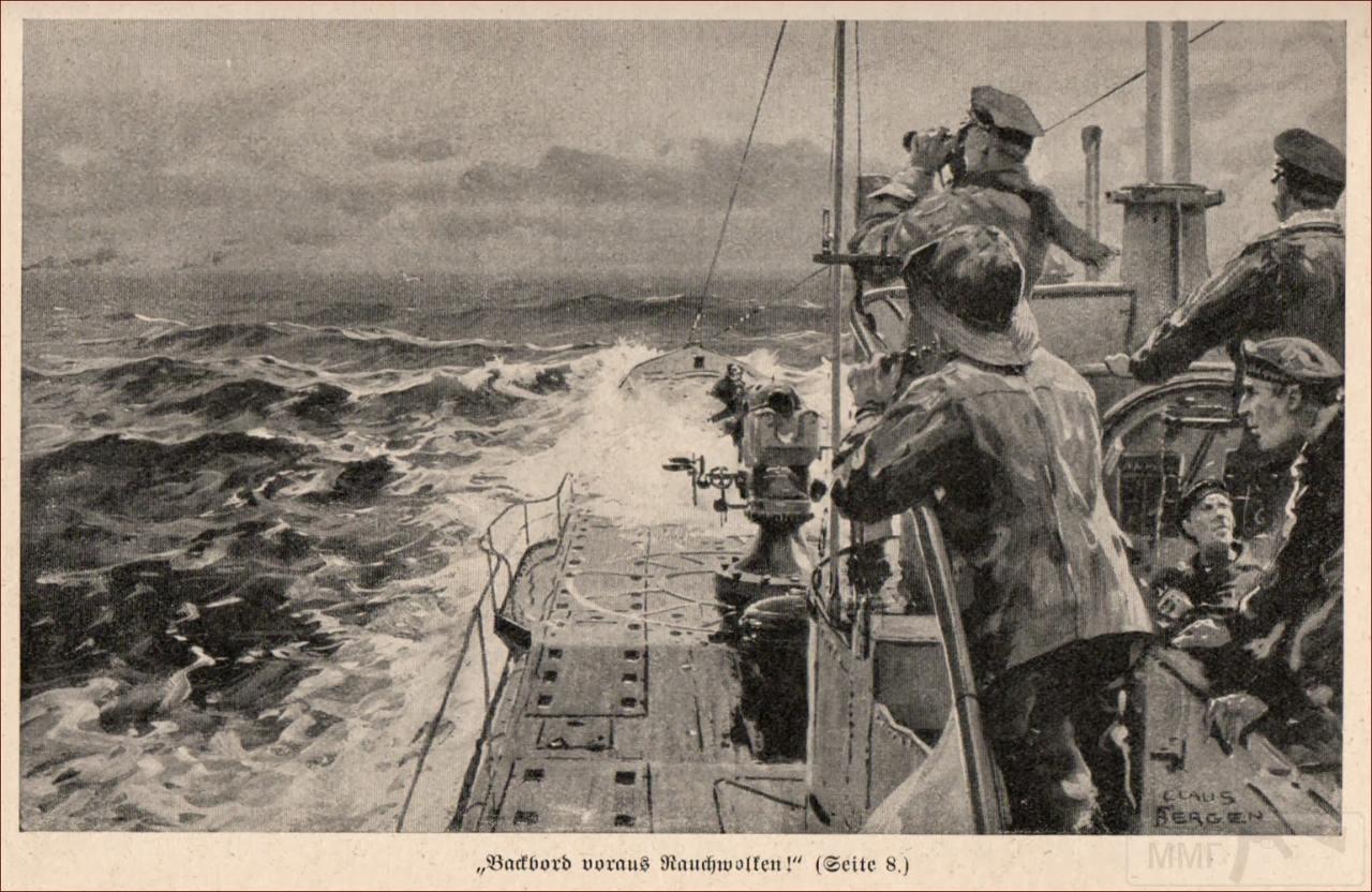 11888 - Волчьи Стаи - Германские подводные лодки двух мировых войн