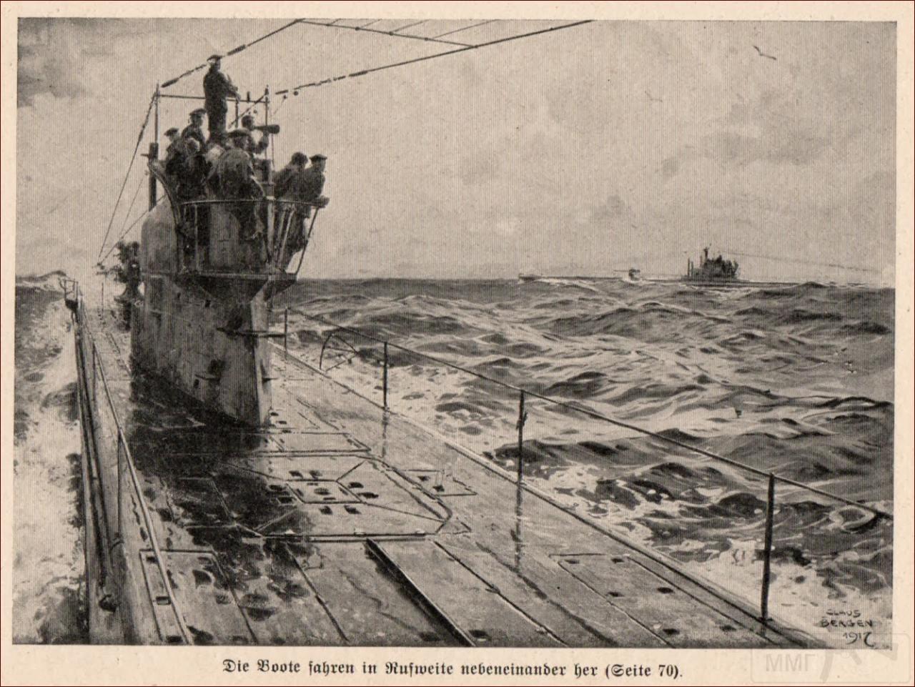 11889 - Волчьи Стаи - Германские подводные лодки двух мировых войн