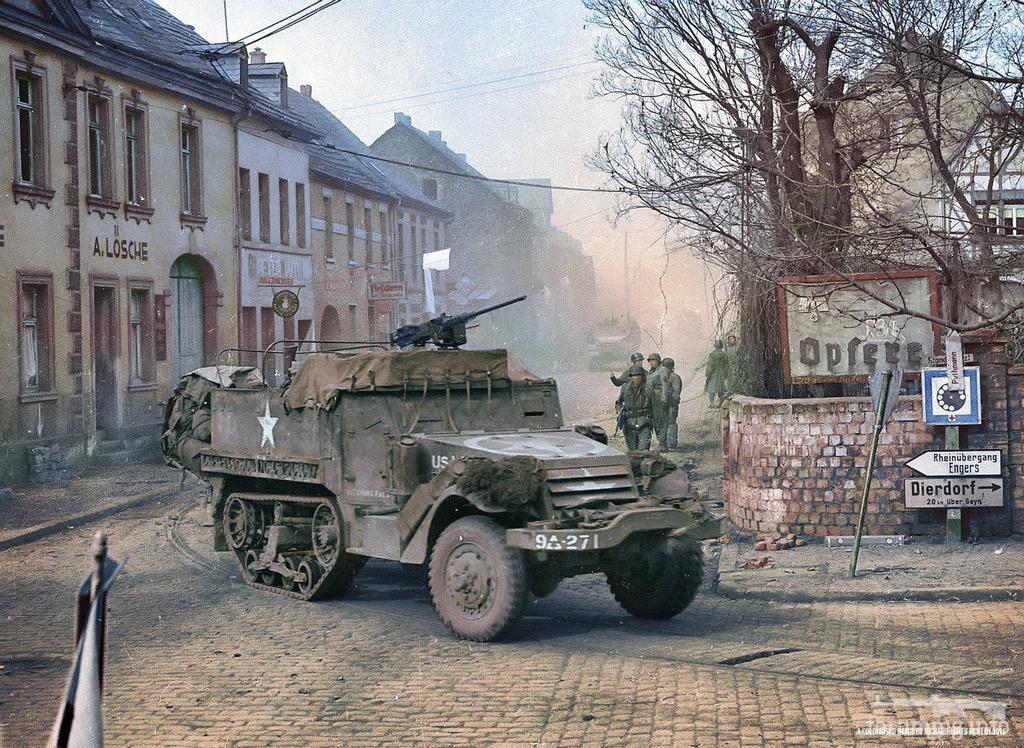 118902 - Военное фото 1939-1945 г.г. Западный фронт и Африка.