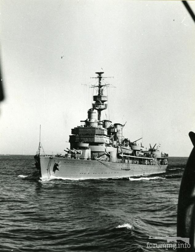 118939 - Шведский легкий крейсер Gotland
