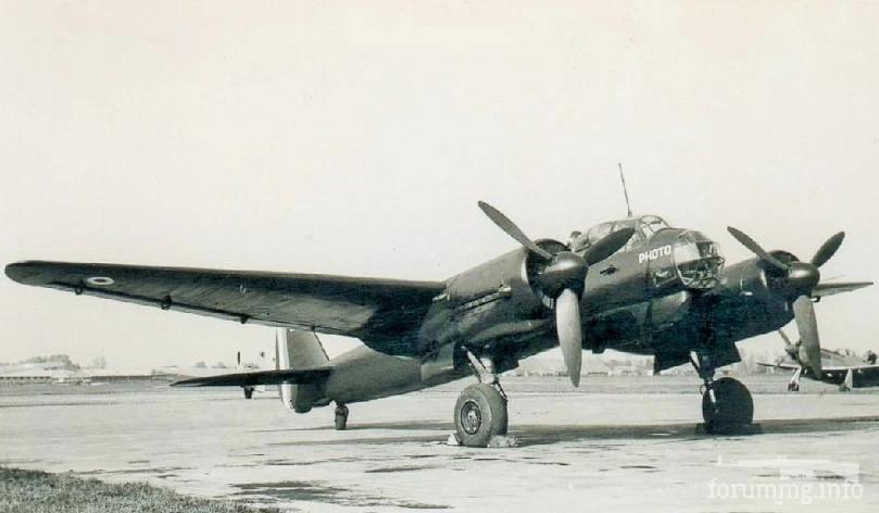 119046 - Немецкие самолеты после войны