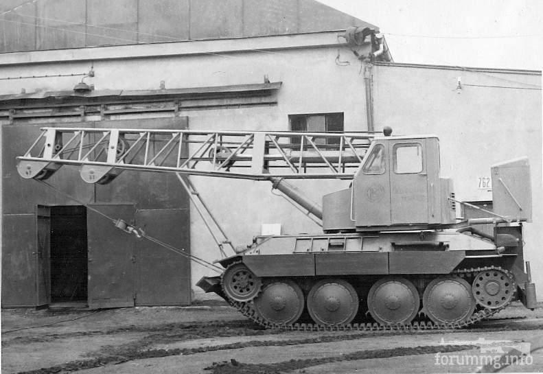 """119136 - Служба немецких """"коробочек"""" после войны..."""