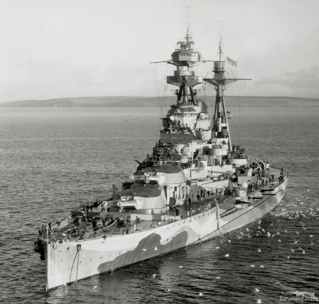 119154 - Линкор HMS Ramillies