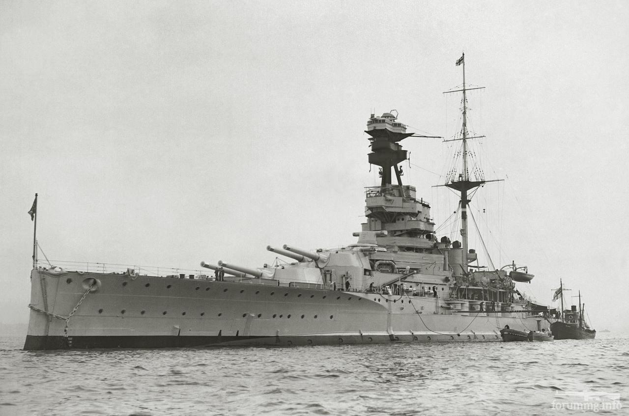 119197 - Броненосцы, дредноуты, линкоры и крейсера Британии